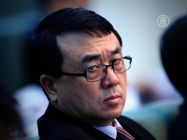 Ван Лицзюня судят за разоблачение преступлений