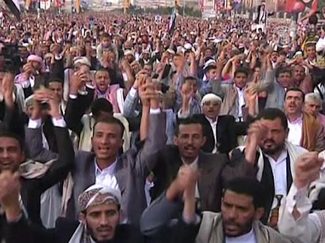 В Йемене праздник Ураза-байрам отмечают протестами