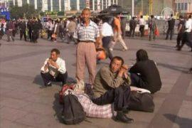 Крестьяне в КНР все чаще едут на заработки в город