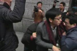 В КНР запугивают иностранных журналистов