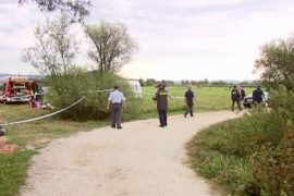 В Словении упал аэростат с туристами, есть жертвы