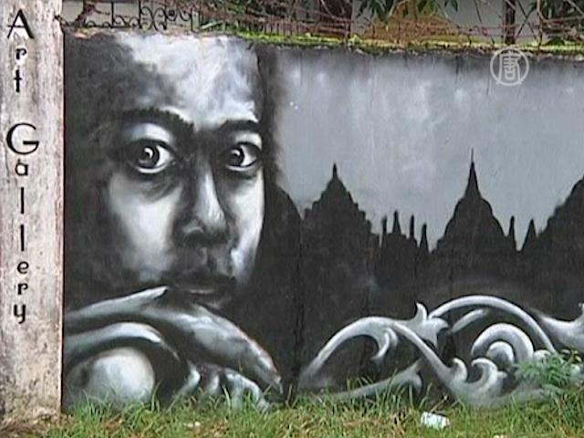 Граффити в Мьянме – новые веяния свободы