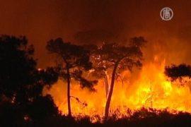 Огонь подбирается к Мадриду