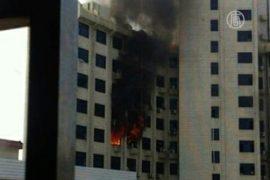 Пенсионерка устроила взрыв в офисе завода в КНР