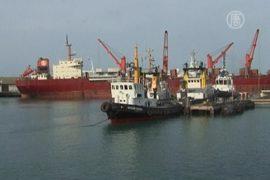Пираты Того захватили греческий танкер