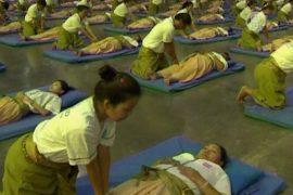 Тайцы «намассажировали» рекорд