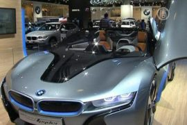 Автосалон в Москве: 24 мировые премьеры