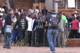ЮАР: с горняков платиновой шахты сняли обвинения