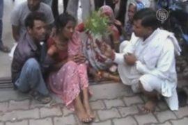 В Индии укус змеи лечат мантрами