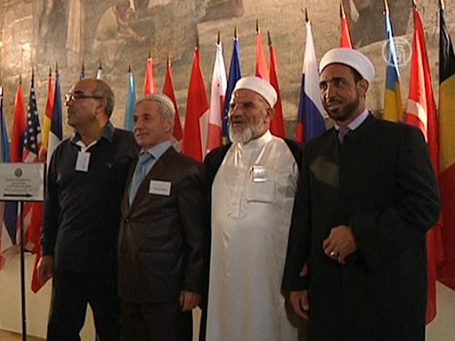 Иудеи и мусульмане объединяются против нападок
