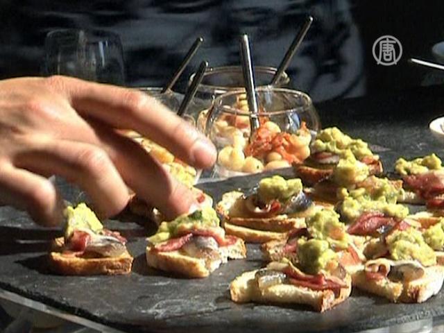 В ресторанах Франции второе блюдо бесплатно?