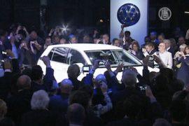 Новый Volkswagen Golf VII представили в Берлине