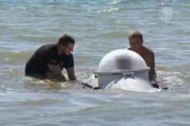 Одесский бизнесмен соорудил субмарину