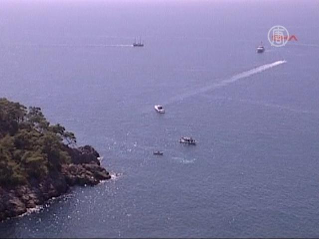 У берегов Турции затонуло судно: 60 погибших