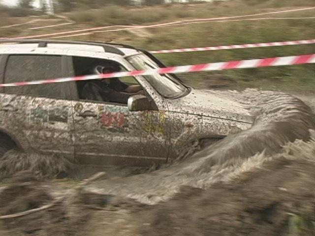 На Кавказе испытали новую трассу для трофи-спринта