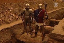 Ученые, возможно, нашли останки короля Ричарда III