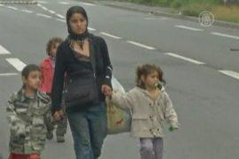 Румыния обещает расселять депортированных цыган