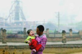 Все больше детей в Китае рождаются больными