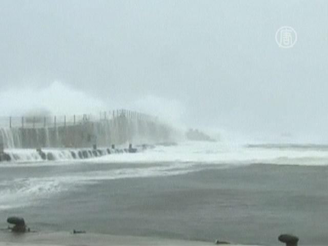 Тайфун «Санба» прошел по Южной Корее и достиг РФ