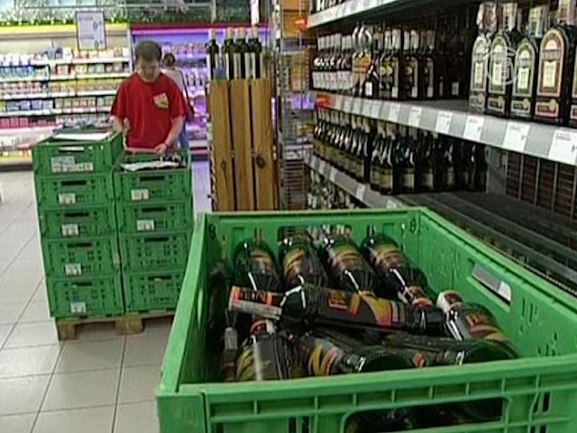 Словакия запретила чешский алкоголь