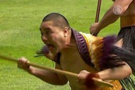 Аборигены показали язык министру из США