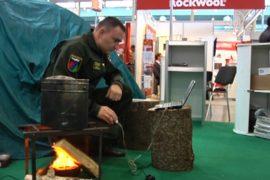 Открылась выставка «Пожарная безопасность XXI века»