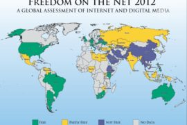 Вышел отчет Freedom House о свободе в Интернете