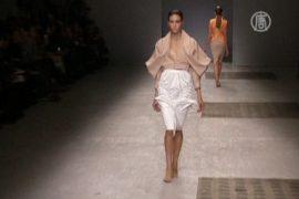 Концепция «конца света» звучит на модном показе