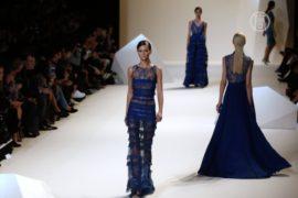 Неделя моды в Париже: бизнес-вумен от Эли Сааб