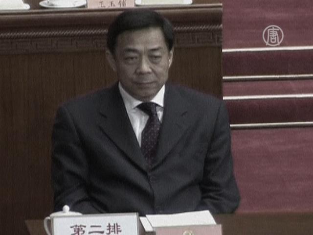 Где содержат бывшего министра торговли КНР?
