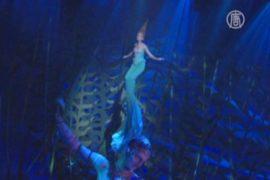 Головокружительные полёты на премьере «Русалочки»