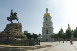 Украина нацелена на привлечение туристов