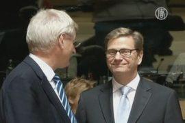 ЕС вводит новые санкции в отношении Ирана и Сирии