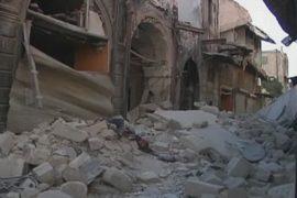 Архитектурные сокровища Сирии губит война