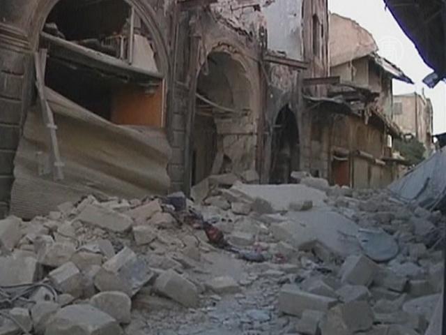 Турция закрыла небо для гражданской авиации Сирии