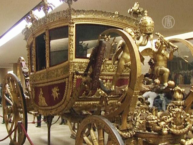«Святые колёса» или на чём ездят понтифики