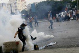 Похороны в Ливане переросли в стычки