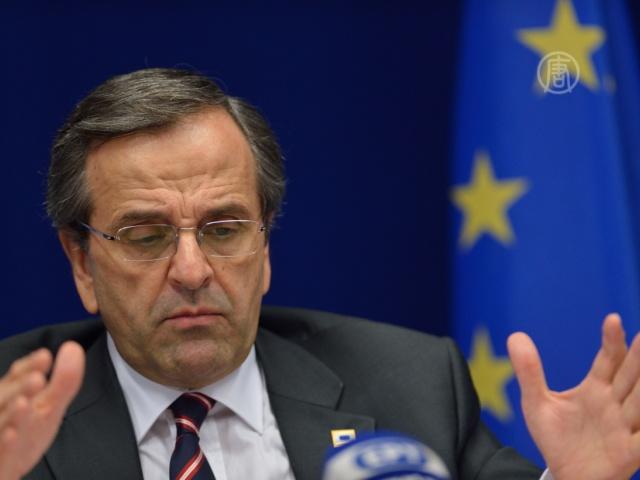 В Греции развернулась борьба за трудовую реформу