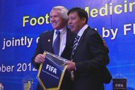 ФИФА продвигает здоровый образ жизни в Азии
