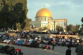 Мусульмане мира отмечают Курбан-байрам