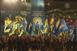 В Украинскую Раду проходит пять партий