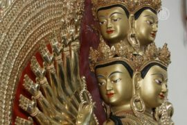 «Сокровище Тибета» снова в Киеве