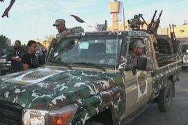 В Ливии обстреляли здание бывшей разведки