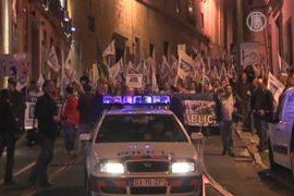 Полиция Португалии требует отставки премьера