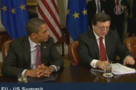 Европейские политики о переизбрании Обамы
