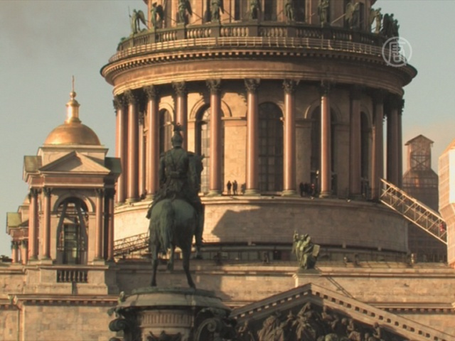 Исторический центр Петербурга под угрозой