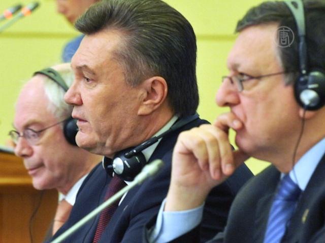 После выборов отношения Киева с ЕС под вопросом