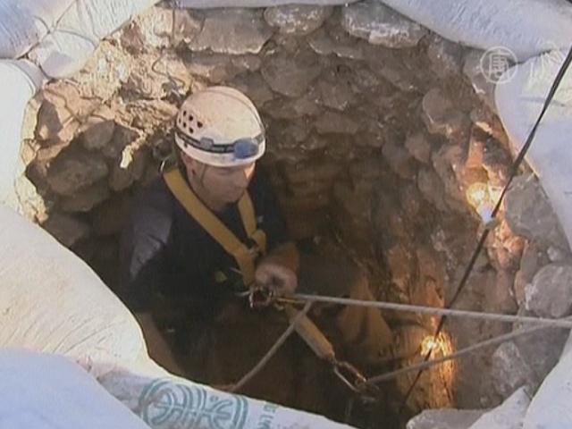 Израильские археологи «раскопали» детектив