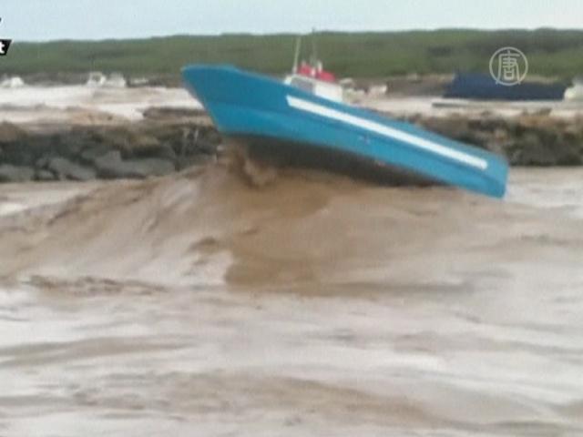 Наводнение в Италии: трое погибших