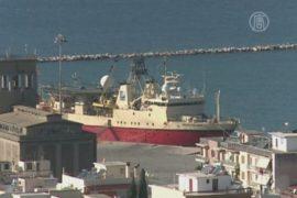 Греция исследует море в поисках газа